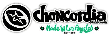 Choncordia Skateboards Logo
