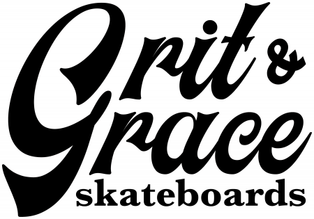 Grit & Grace Skateboards Logo