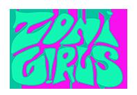 Zoni Girls Skatewear Logo
